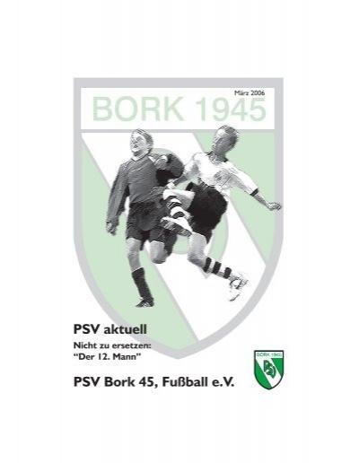 Andreas Wenge Psv Bork 45