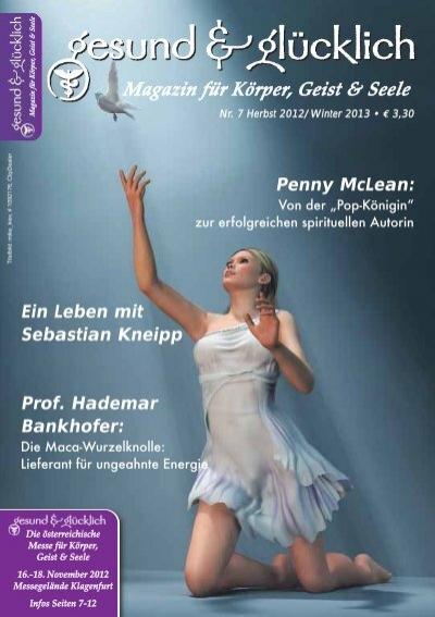 Magazin Fur Korper Geist Seele Gesund Glucklich
