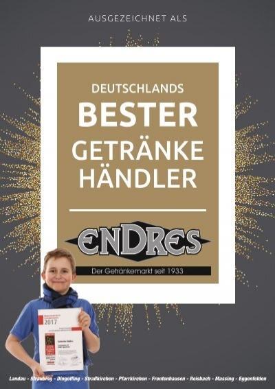 Endres Deutschands Bester Getränkemarkt
