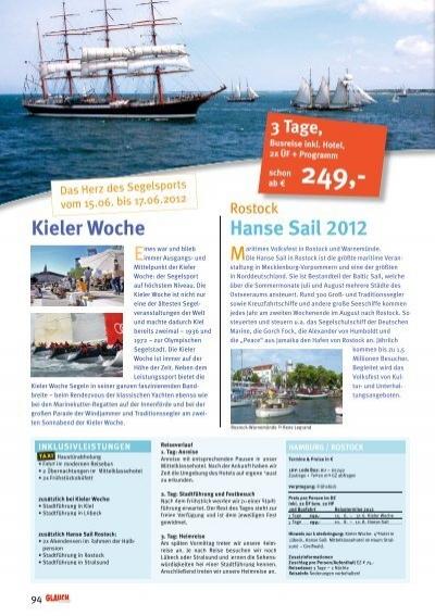 Kieler Woche Inklusivleis