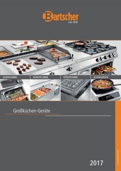 Bartscher GN Behälter 1//4 GN 65 mm tief Gastro Gastronomie Zubehör B-A124065