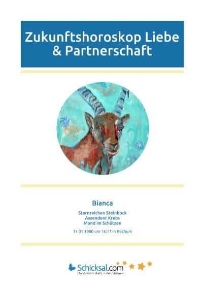 steinbock und krebs partnerschaft