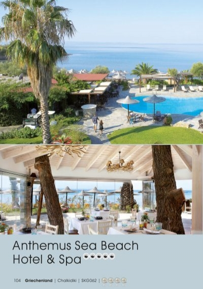 Anthemus Sea Beach Hotel And Spa Schauinsland