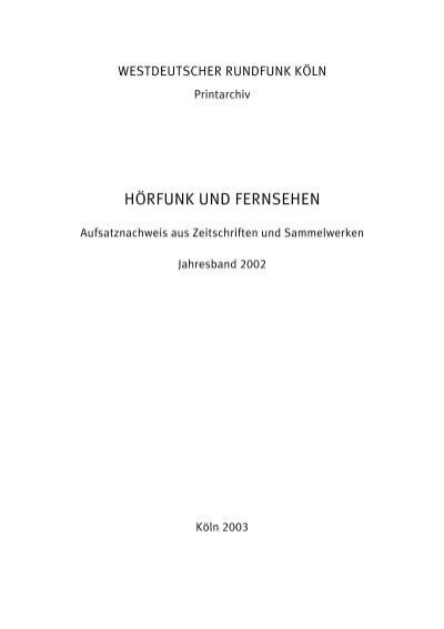 Fernsehfrauen forum deutsche Das sind