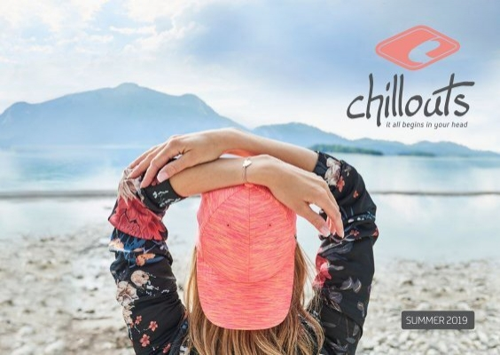 CHILLOUTS Labasa rot Hat