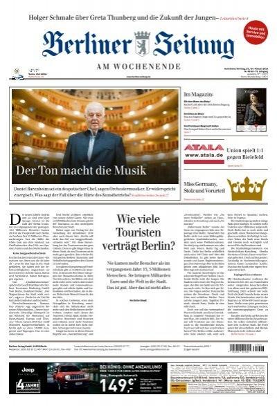 Berliner Zeitung 23 02 2019