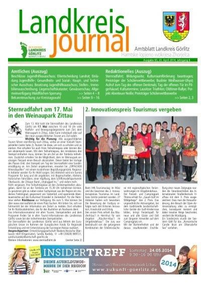 Landkreisjournal Nr 065 2014