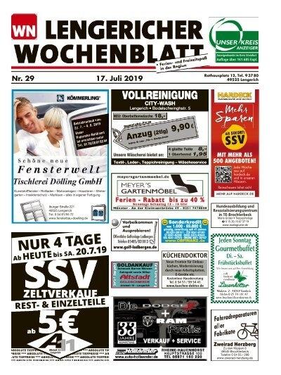 Lengericherwochenblatt Lengerich 17 07 2019