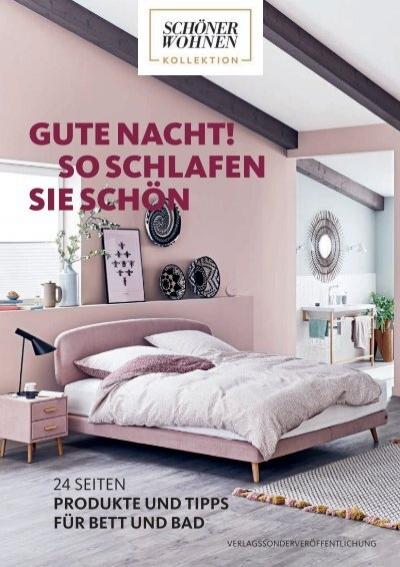 Interliving Frey Schoner Wohnen Gute Nacht So Schlafen Sie Schon Speisezimmer