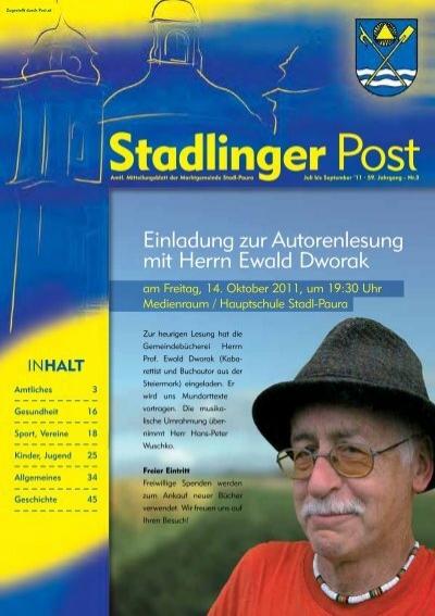 Single Chat in Stadl-paura - autogenitrening.com Dating