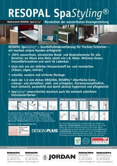 resopal spastyling. Black Bedroom Furniture Sets. Home Design Ideas