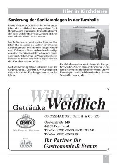 Fantastisch Getränke Weidlich Dortmund Bilder - Innenarchitektur ...