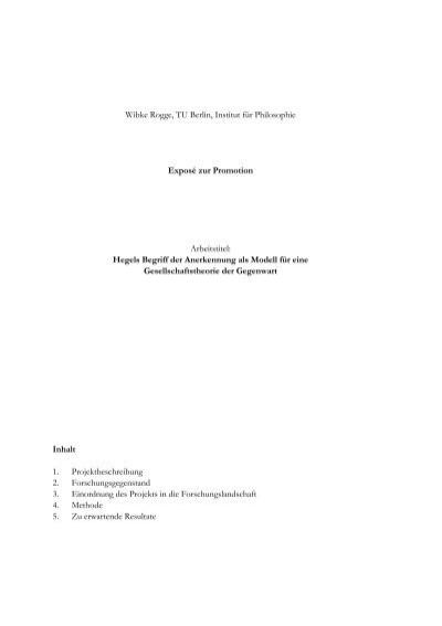 dissertation wibke bayer