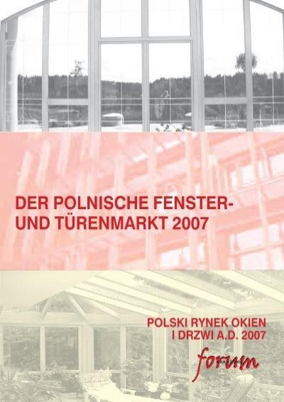 Forum bran owe rapport b for Polnische fenster