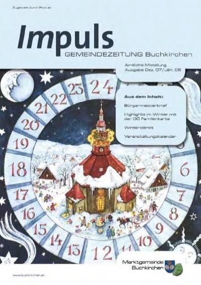 Buchkirchen singlebrse, Treffen frauen aus bernardin