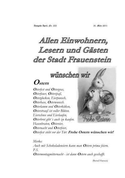 Palmweihe - Events - Gemeinde Frauenstein