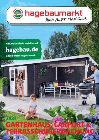 Gartenhaus Carport Terrassenuberdachung 2021