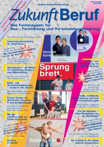 Das Fachmagazin Fur Aus Fortbildung Und Zukunft Beruf