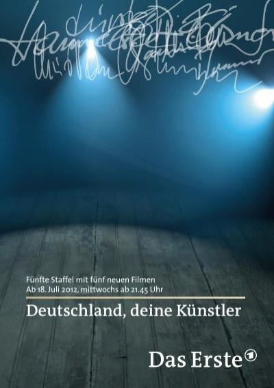 new cheap picked up detailing Deutschland, deine Künstler: Pressemappe [PDF ... - Radio Bremen