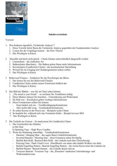 Inhaltsverzeichnis Vorwort 1 Was Bedeutet Dr Bauer Consult