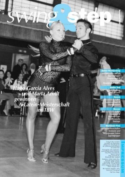 Hugo Garcia Alves Und Marta Arndt Gewinnen A Latein