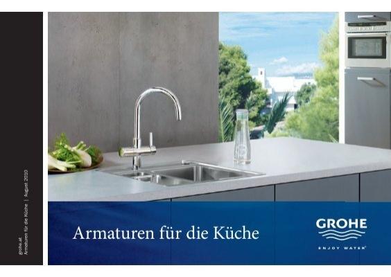 armaturen f r die k che grohe deutschland vertriebs gmbh. Black Bedroom Furniture Sets. Home Design Ideas