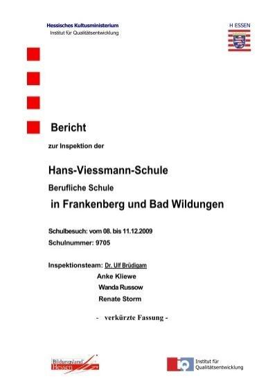 hans viessmann schule frankenberg
