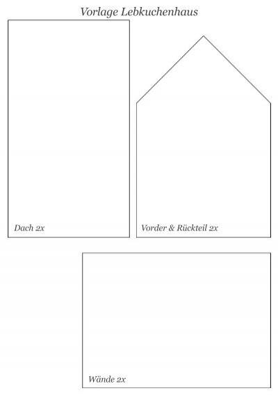Erfreut Einfache Lebkuchenhausschablone Galerie - Entry Level Resume ...