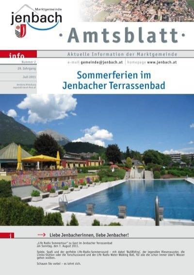 Gemeinde Jenbach: Home