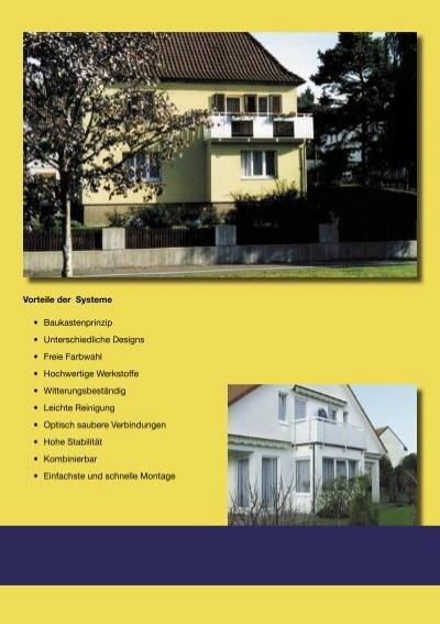 balkonverkleidungen und balkongel nder aus aluminium. Black Bedroom Furniture Sets. Home Design Ideas