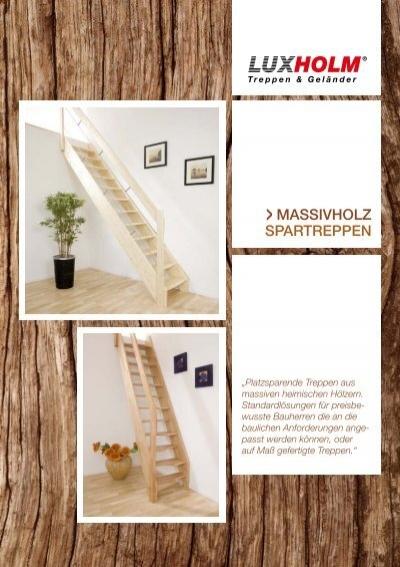massivholz spartreppen luxholm bauelemente werk gmbh. Black Bedroom Furniture Sets. Home Design Ideas