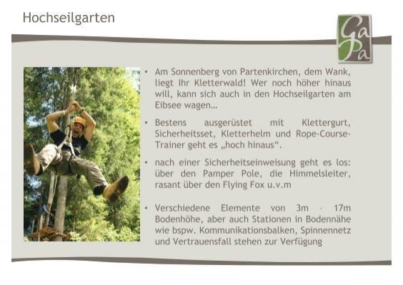Klettergurt Für Hochseilgarten : Hochseilgarten