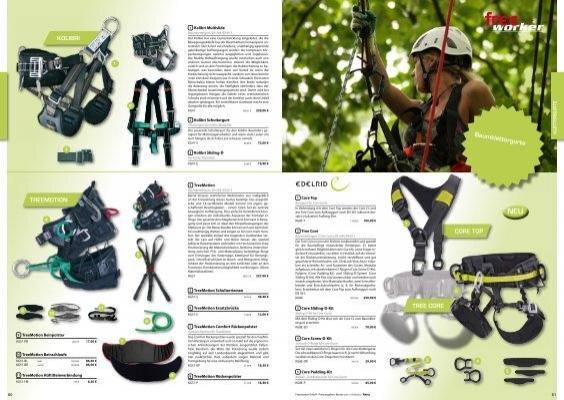 Klettergurt Treemotion : Treemotion kol