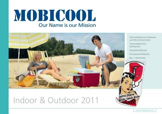Waeco Mobicool Mini Kühlbox Kühlschrank U26 12V DC Auto Camping Urlaub blau *NEU