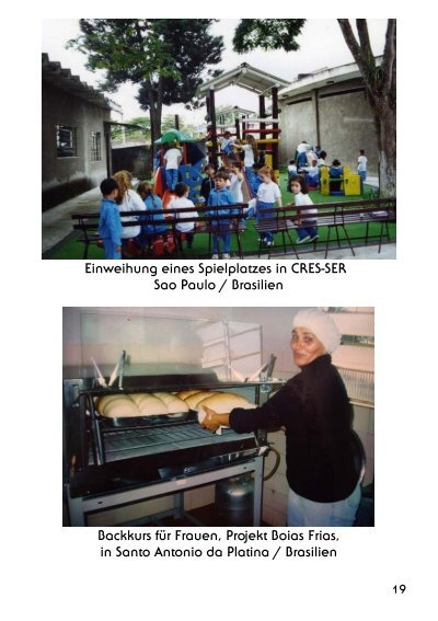 Brasilien ort santo anto for Koch oberursel