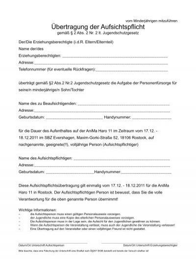 aufsichtspflicht klassenfahrt facebook registrieren