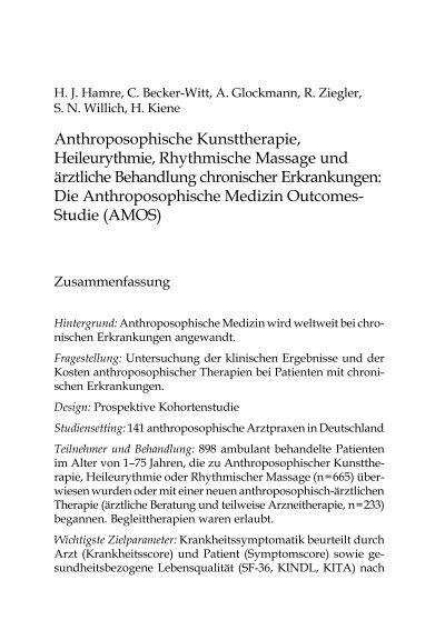 Anthroposophische kunsttherapie heileurythmie - Anthroposophische mobel ...