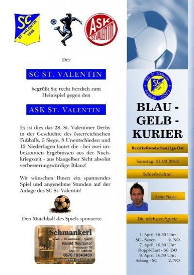Bekanntschaften Mit Frauen St. Valentin Strasswalchen