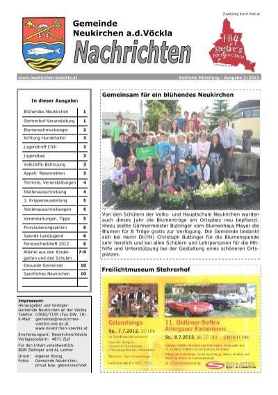 Kontaktanzeigen Neukirchen an der Vckla | Locanto