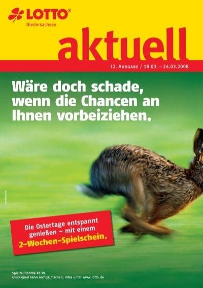Lotto Niedersachsen Aktuell