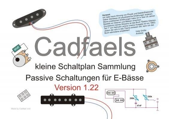 Jazz Bass Schaltung - Groovemonster