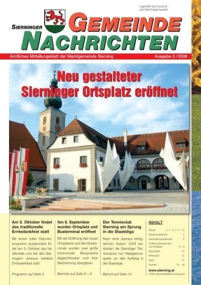 Singles in Sierning bei Steyr-Land und Flirts - flirt-hunter