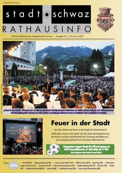 rathausinfo - Stadt Schwaz