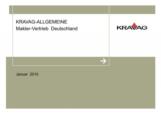 kravag allgemeine makler vertrieb deutschland network. Black Bedroom Furniture Sets. Home Design Ideas
