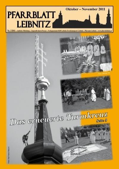 Singles Leibnitz, Kontaktanzeigen aus Leibnitz bei Steiermark
