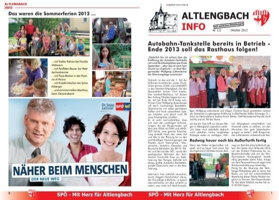 Gem2Go - Marktgemeinde Altlengbach - Startseite
