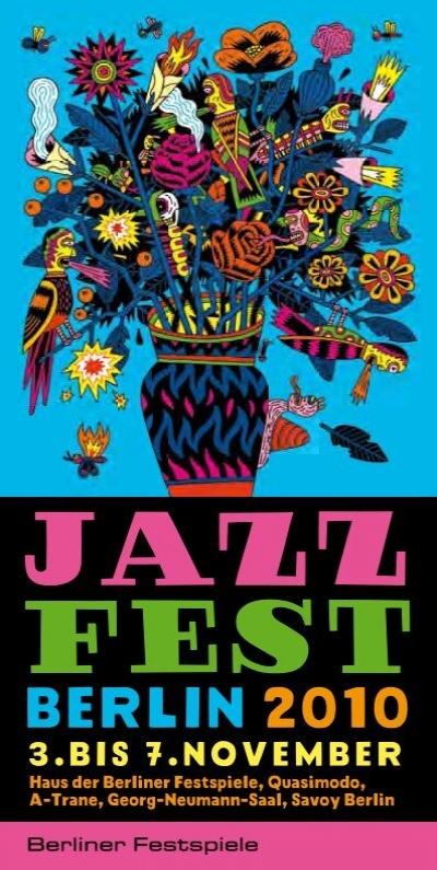 Jazzfest Berlin Programm