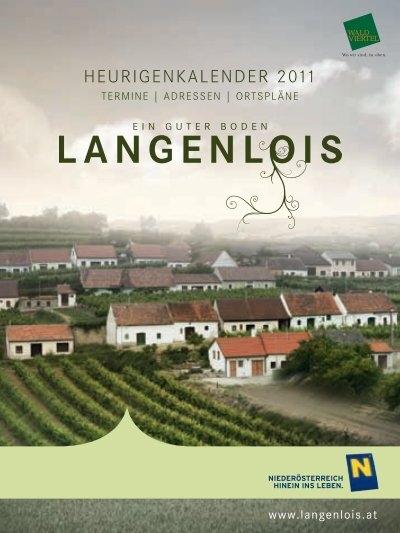 Langenlois dating app. Wieselburg-land singlebrsen kostenlos