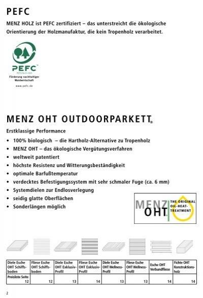 Menz Holz Katalog ~ Innovative Idee Von Innenarchitektur Und Möbeln