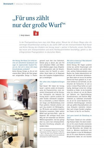 Interview Hk P Zwp Herzog Kassel Partner